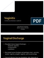 7. Vaginitis - Brahmana