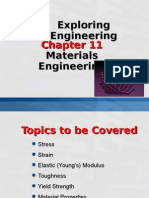 Chapter 11 - Materials Engineering (1)