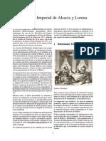 Territorio Imperial de Alsacia y Lorena