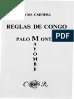 OMayombe Palo Monte