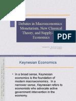 moneterism ppt