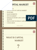 Capital Market Ppt