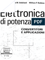 Elettronica Di Potenza - Mohan