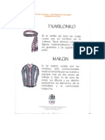 Ficha Mapuche