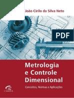 Metrologia e Controle Dimensional