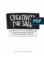 CreativityForSale Book Preview
