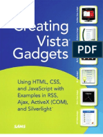 Introduction - Creating Vista Gadgets