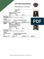 public arrest report for 13nov2015