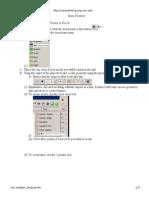Featurecam Basic Features