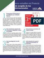 10 Razones Para Estudiar en Francia
