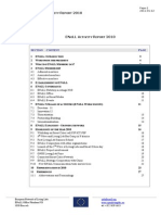 ENoLL Activity Report 2010