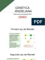 GENETICA MENDELIANA (1)