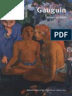 Gauguin Brochure
