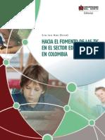 Hacia el Fomento de las TIC en el sector educativo en Colombia
