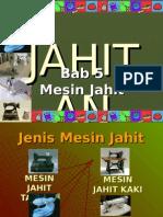 Bab 5 JAHITAN Microteaching