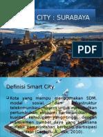 Smart City Surabaya