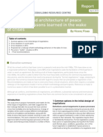 NOREF Peace Processes