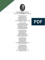 rudyard kipling we and they poem