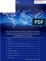 Projeto de Processos Context-Adware