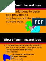 short term incentivers.ppt