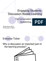 Engaging Students_Discussion Based Learning