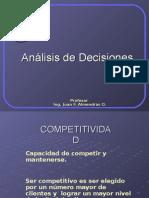 Teoria de Decisiones y Ejemplos