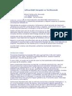 Evaluarea Cost-eficacităţii Terapiei Cu Tocilizumab