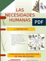 Necesidades Humanas y La Globalizacion
