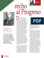 Derecho al Progreso