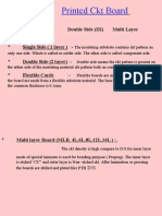 PCB Prestation