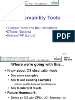 UNIX OS Observability Tools