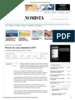 11 - 11 - 2015 Precios de Casas Aumentan 6