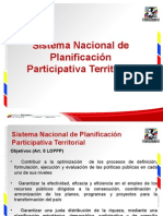 Sistema Nacional de Planificación-1