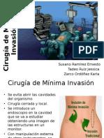 Cirugía de Mínima Invasión.pptx
