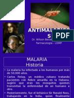 Farmacología - Antimaláricos