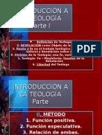 introduccion a la teologia 2 cap 5 metodo