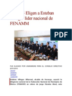 02.11.15 Eligen a Esteban Villegas líder nacional de FENAMM