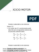 Ejercicio Motor