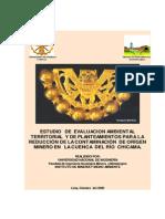 Estudio de Evaluación Ambiental Territorial y de P