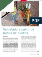 NUBE DE PUNTOS MODELADO