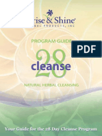 As Cleanse Guide 28