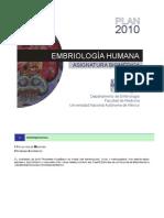 I Embriologia Humana