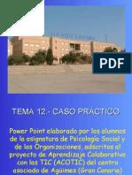 Tema 12 - Power point