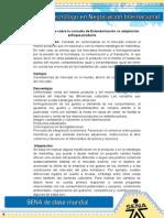 AA8 Evidencia 5 Estandarizacion vs Adaptacion Enfoque Producto