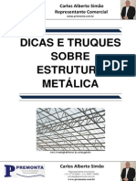 Dicas e Truques Sobre Estrutura Metálica