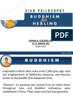 Buddism and Healing
