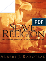 [Albert J. Raboteau] Slave Religion the ''Invisib(BookZZ.org)