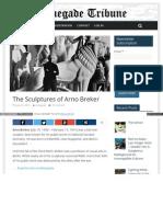 The Sculptures of Arno Breker