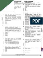 Exercícios Sistemas de Numeração (Lógica Matemática-FMN)