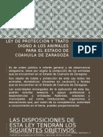 Ley de Protección y Trato Digno a Los